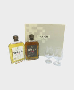 Suntory pure malt -a cheerful present for pleasant memories B