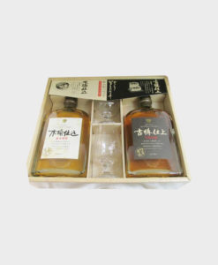Suntory pure malt -a cheerful present for pleasant memories C