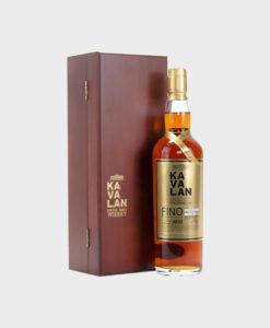 Taiwanese whisky kavalan Fino sherry cask single malt A