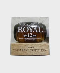 Yamazaki distillery limited ★ Suntory Royal 12 years A