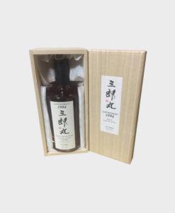 Samurai Maru 1994 Single malt limited 500 pieces with wooden box inspection) Yoichi Yamazaki A