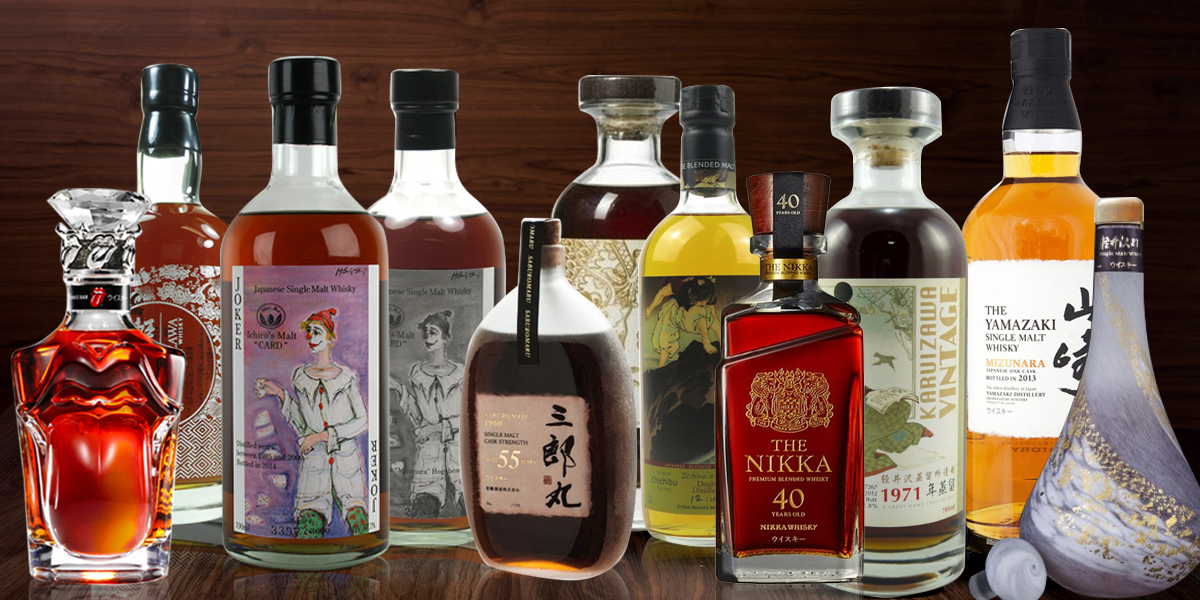 Japanese Whisky Budget Series