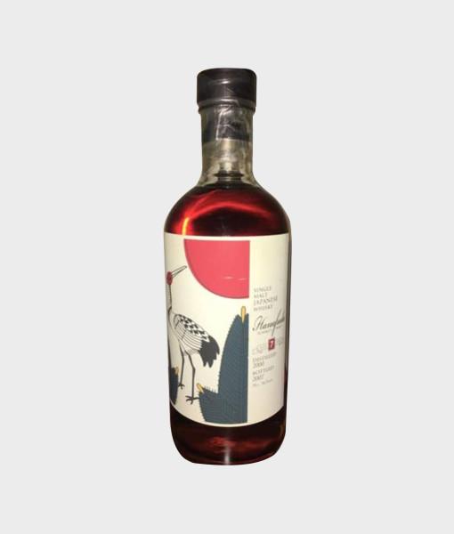 Hanyu whisky for Bar Salvador Sherry cask A