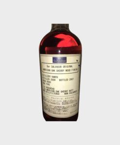 Hanyu whisky for Bar Salvador Sherry cask B