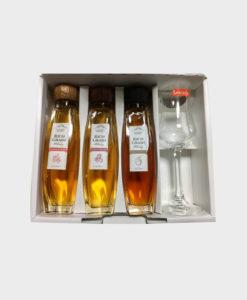 Kirin whiskey single grain gift set 200ml 3 bottles A