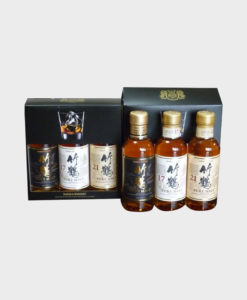 Nikka taketsuru gift set 180ml A