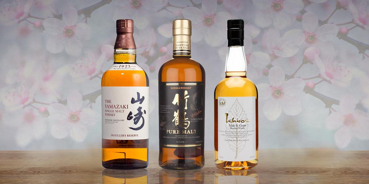 Japanese Whisky Companies