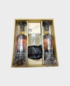 karuizawa black ocean whisky gift set A