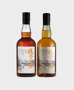 Chichibu Whisky Festival Limited Edition 2017 & 2016