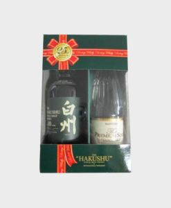 Hakushu 10 350 ml & Yamazaki Premium Soda Gift