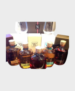 Hakushu W. Shop Whisky No. 5-9 Set B