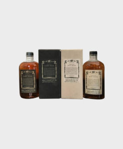 Nikka Whisky Corn Base & Rye Base Set