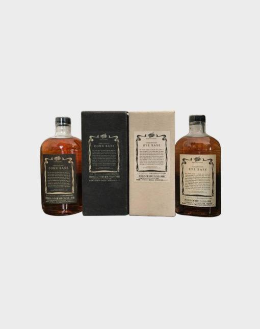 Nikka Whisky Corn Base & Rye Base Set