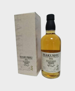 Suntory Hakushu Single Malt Adult Club Whisky 1994