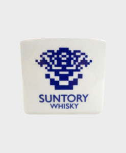 Suntory Whisky Keizo Saji Ceramic Bottle B