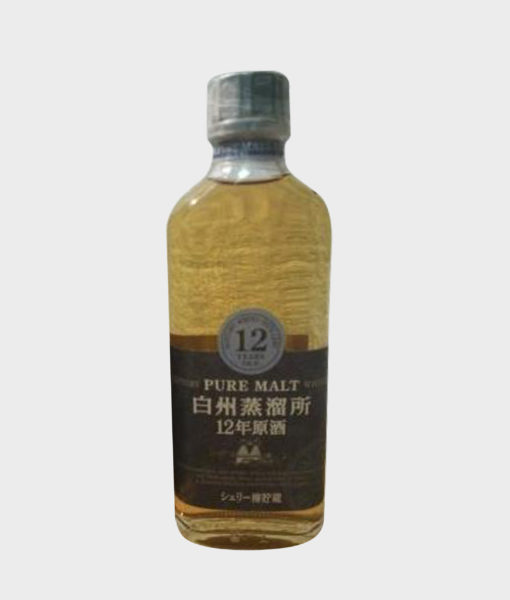 Hakushu 12 Year Old Pure Malt
