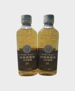 Hakushu 12 Years Pure Malt 2 bottle set
