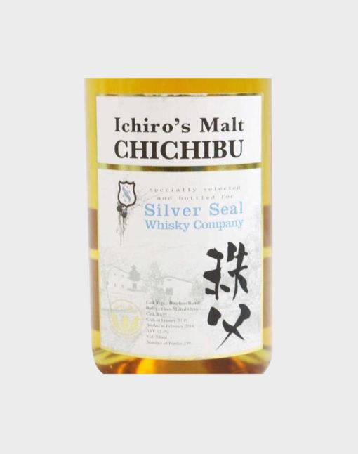 Ichiro's Malt Chichibu Silver Seal Whisky
