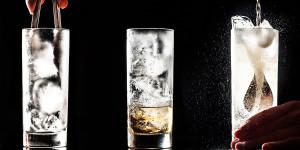 Japanese whisky highball-a