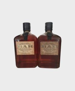 Kirin Seagram Bar Premium Whisky (2 Bottles Set) B