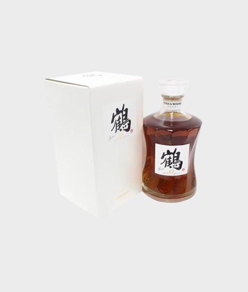 Nikka Whisky Tsuru Slim Bottle (With Box)