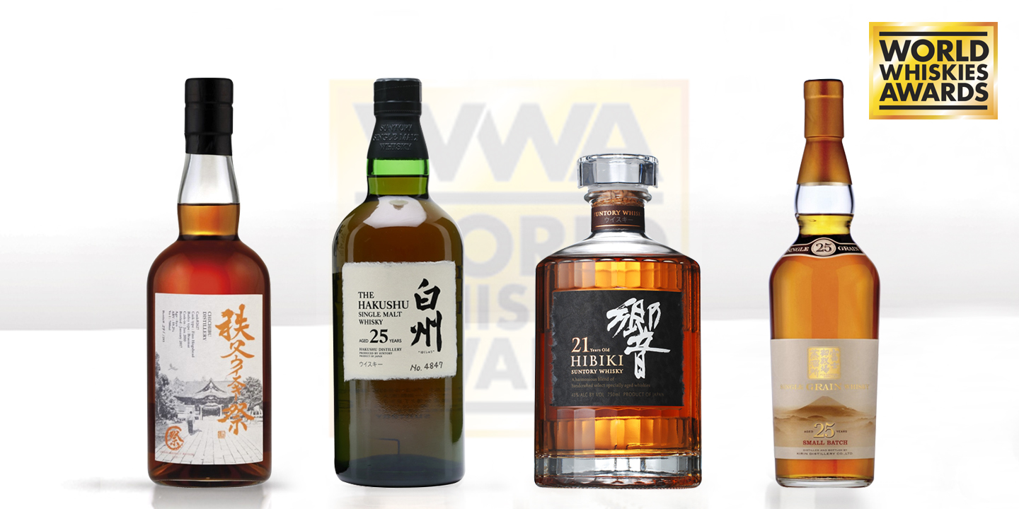 Japanese Whisky Winner