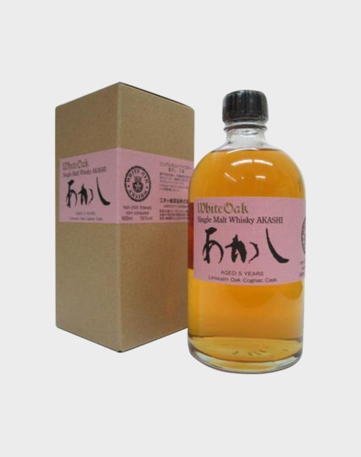 Akashi 5 Years Old Limousin Oak Cognac Cask