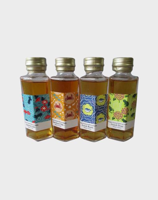 Blended Whisky for Whisky Festival 2015 (10 bottles)