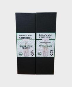 Ichiro's Malt Chichibu Single Cask Peated & Fino B
