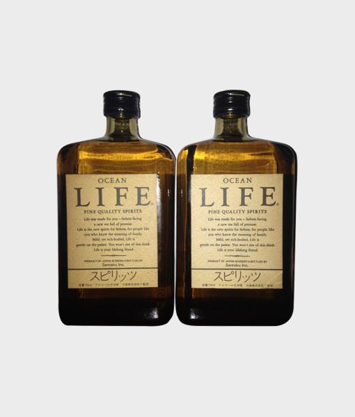 Karuizawa Ocean Life Whisky 2 Bottle Set