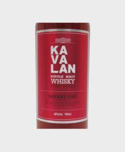 Kavalan Sherry Oak B