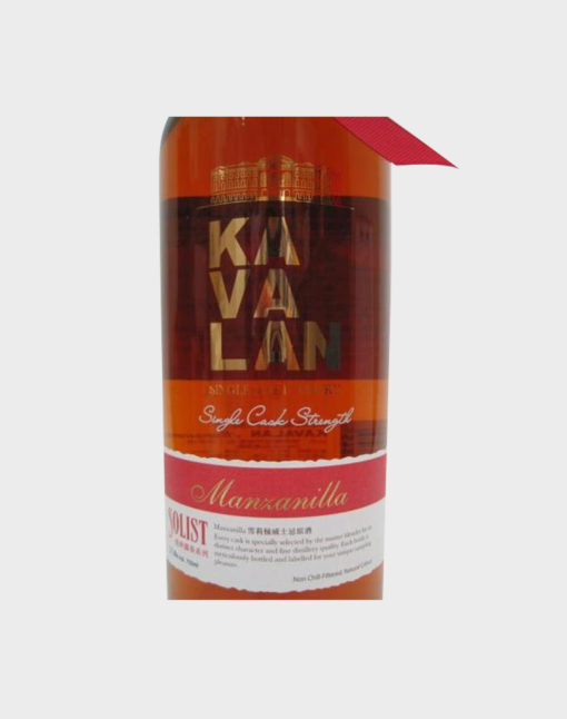 Kavalan Single Cask Strength Manzanilla B
