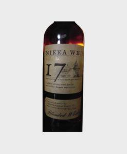 Nikka 17 Years Wellestine Bottle B