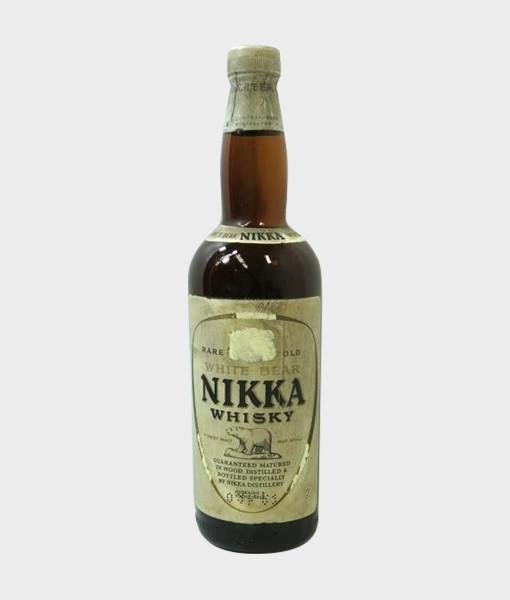 Nikka Whisky White Bear