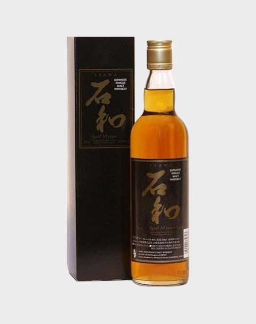 Isawa 10 Year Old Whisky