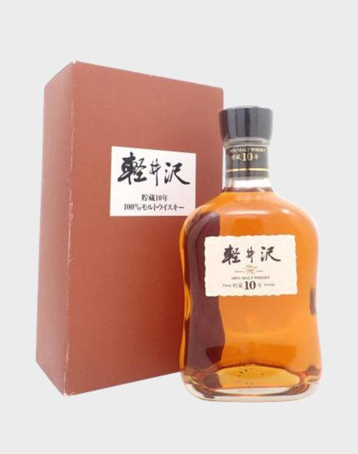 Karuizawa 100% Malt 10 Year Old Whisky