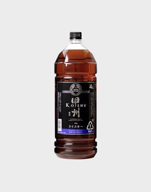 Koshu Whisky