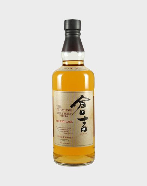 Matsui Whisky – The Kurayoshi Sherry Cask