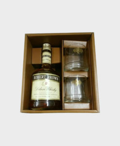 Robert Brown Deluxe Whisky Gift Set
