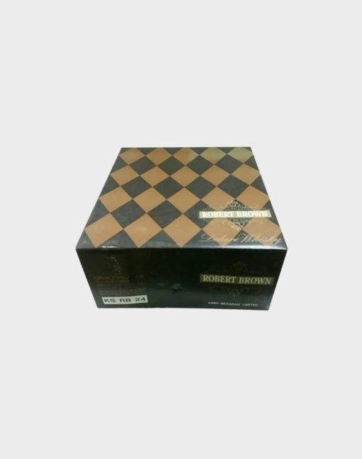 Robert Brown Deluxe Whisky Gift Set