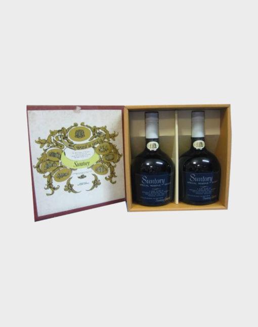 Suntory Special Reserve Whisky Set