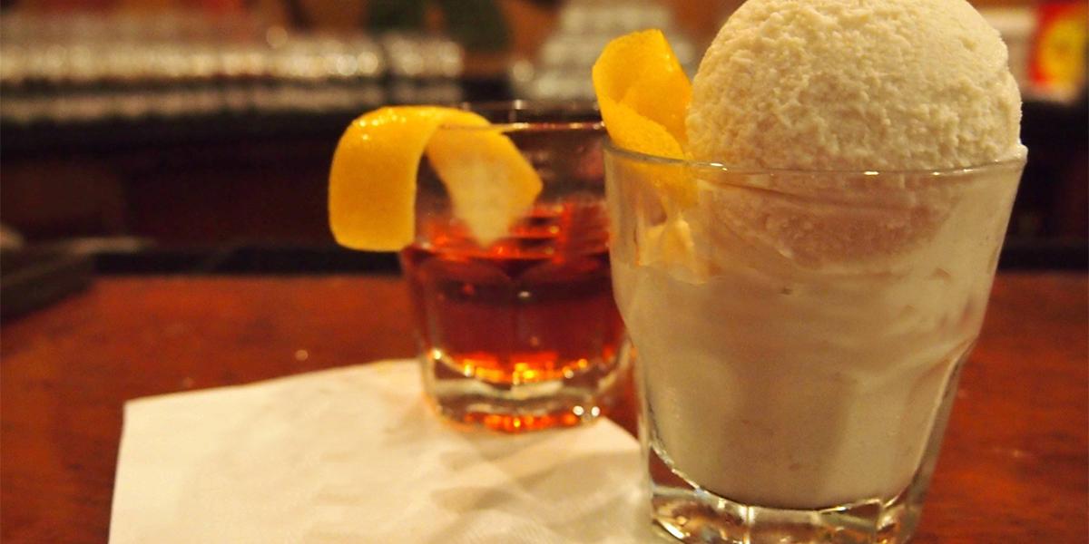 Japanese Whisky Ice Cream