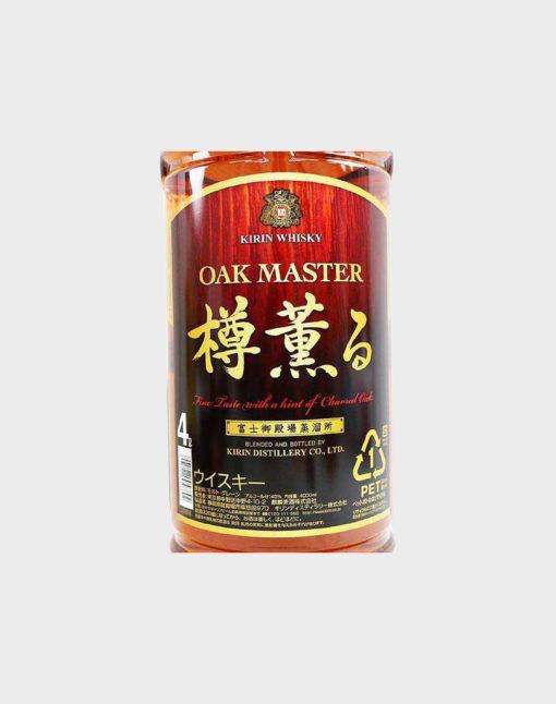 Kirin Whisky Oak Master 4L