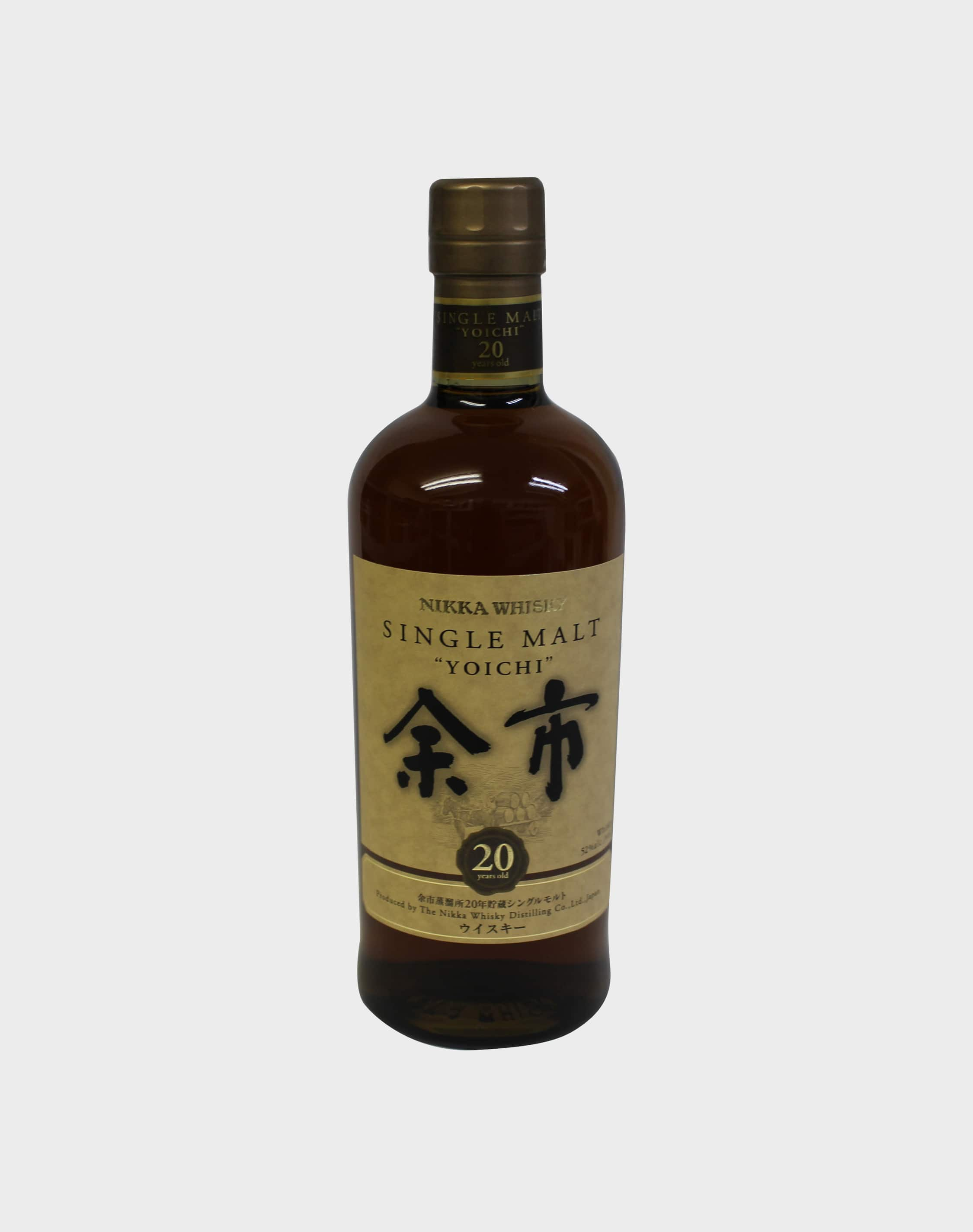 Nikka Yoichi 20 Year Old Whisky (No Box)