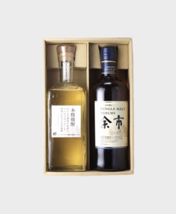 Nikka Yoichi Whisky & Shochu Set