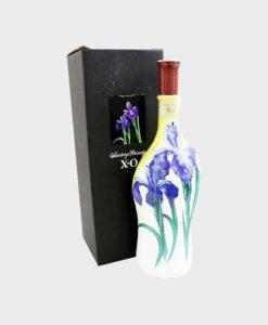 Suntory Brandy X.O. Iris Ceramic Bottle