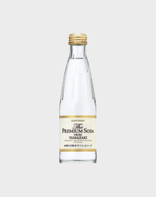 Suntory Yamazaki Soda Water (for drink whisky)