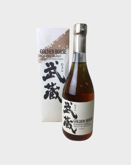 Chichibu Distillery Golden Horse Musashi