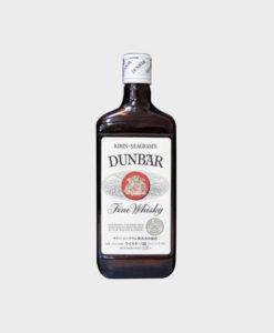Kirin Seagram Dunbar Fine Whisky
