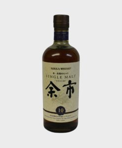 Nikka Single Malt Yoichi 10 Year Old Whisky (No Box)